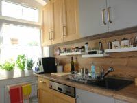 Küche der Wohnung im 1. OG