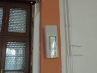 Wandlampe Saal