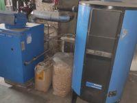 Gasheizung im Keller