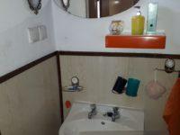 Sanitärbereich im DG