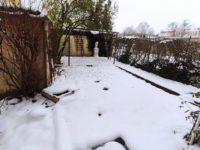Terrasse im Hof