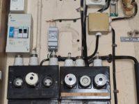 Elektroanschlusskasten