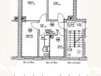 Grundriss ohne Balkon