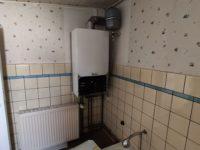 Gasheizung im Badezimmer